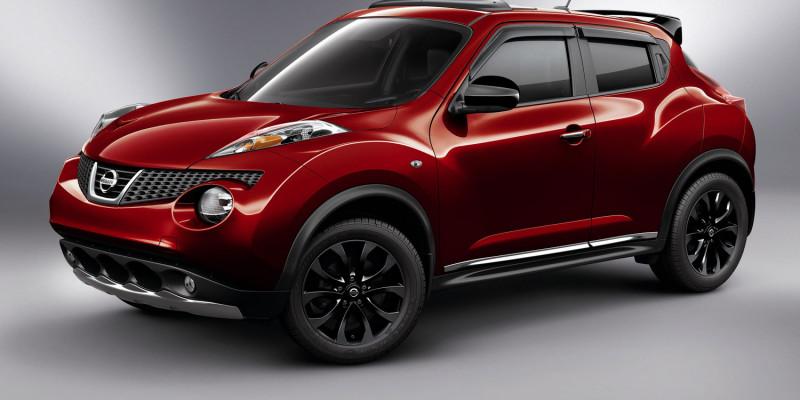 Nissan Juck 2012